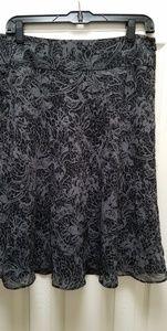 Daisy Fuentes knee-length skirt